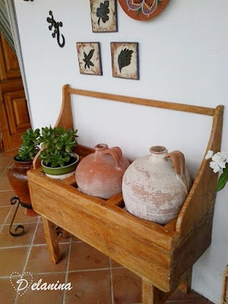 Restaura y decora tu jard n con una antigua cantarera for Decora tu jardin