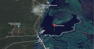 Wisata Danau Meduyan Rengat Indragiri Hulu
