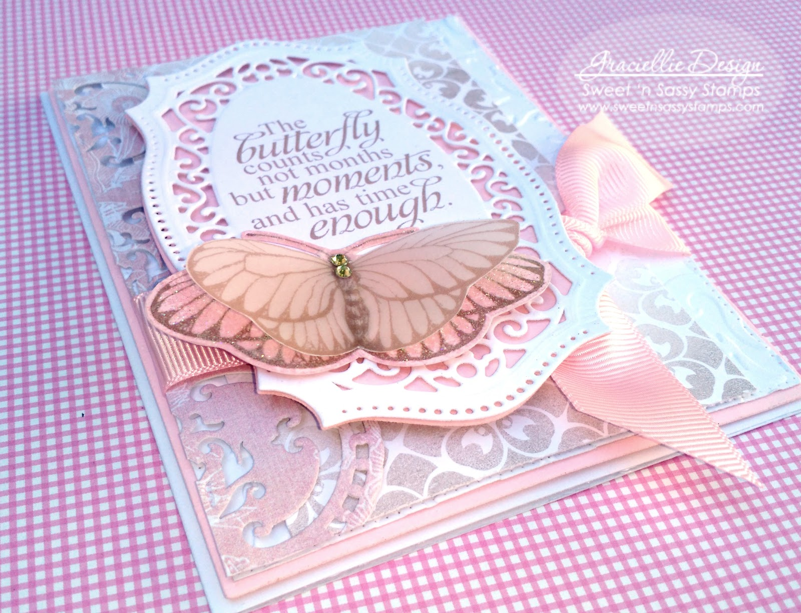Everyday Miracles With Sweet N Sassy Stamps Soft