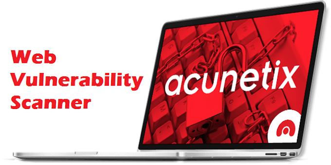 Acunetix Web Vulnerability Scanner Full Crack