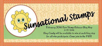 Sunsational Stamps February Release Blog Hop