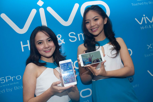 Smartphone vivo X5Pro Diluncurkan