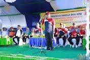 Bupati Konawe Selatan Pimpin Upacara Hut PGRI Ke 74 dan HGN Tahun 2019