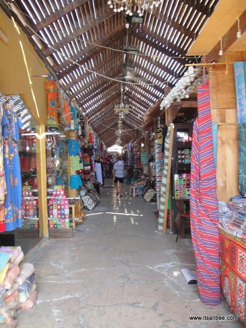 Market Sharm El Sheik Egypt