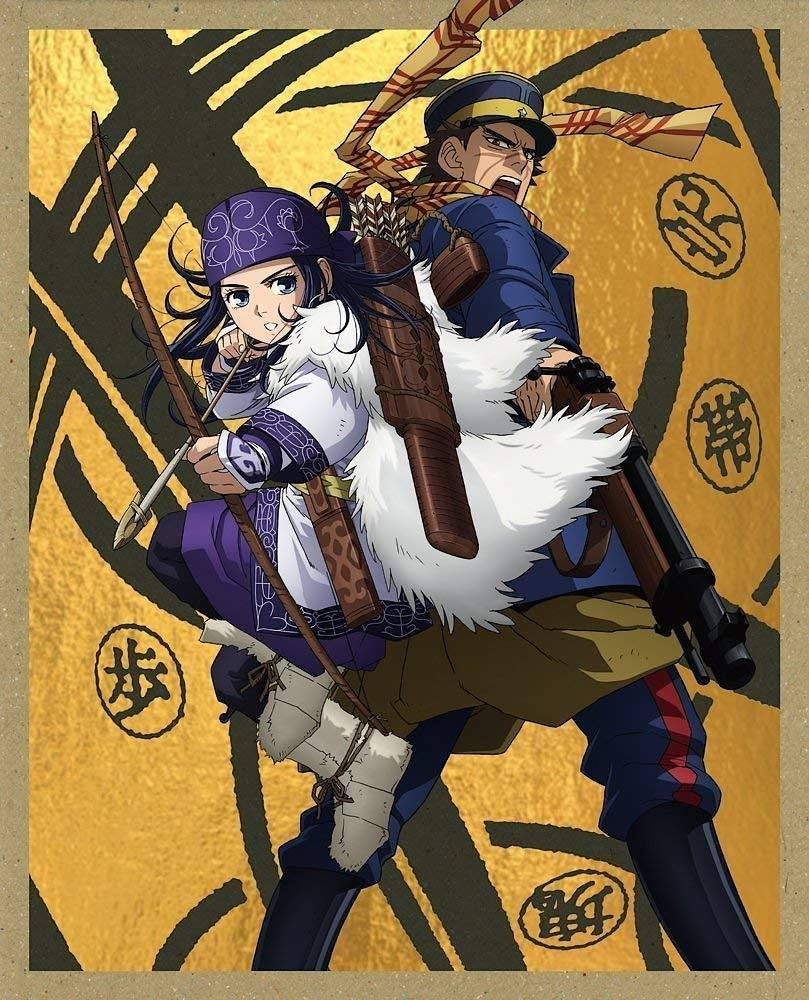 Golden Kamuy s2