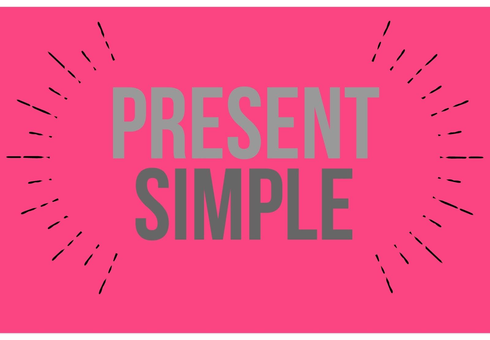 Famosos English Activities : Exercícios sobre simple present com respostas  JI99
