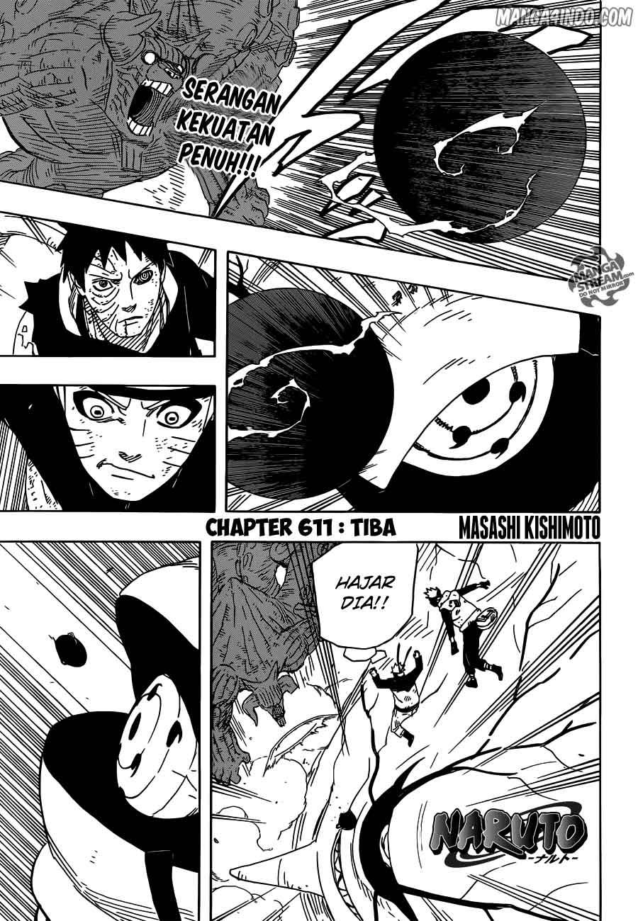 Komik manga Naruto M4I ch611 01 shounen manga naruto