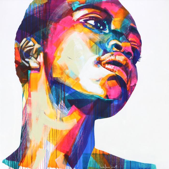 Южноафриканский художник