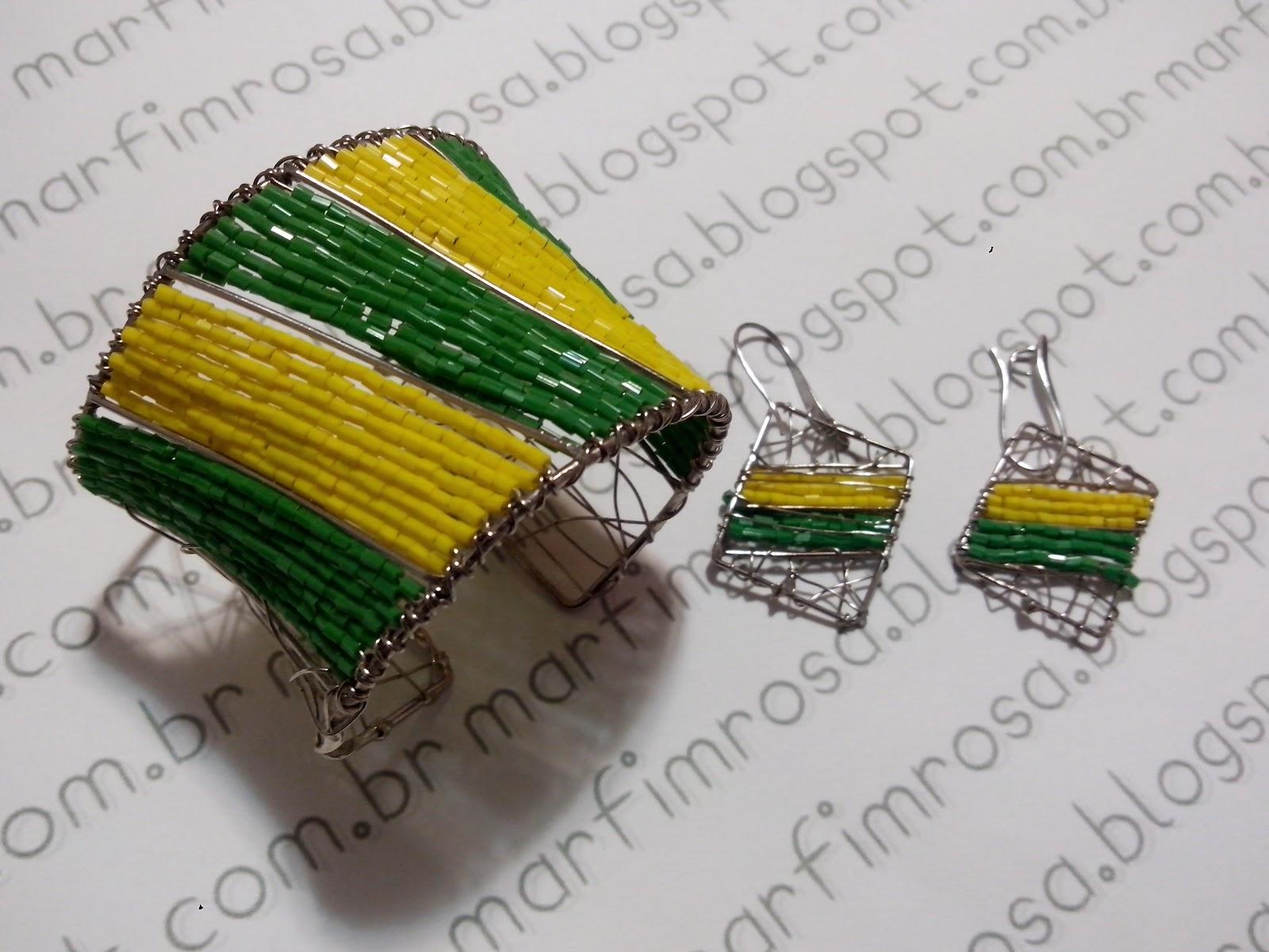 Acessórios para Copa do Mundo 2014 Brasil