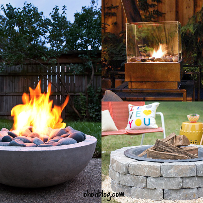 DIY to Try # Fire pit