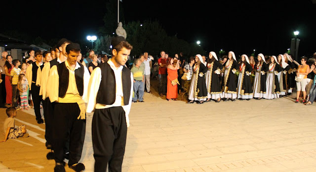 Πρέβεζα: Έναρξη Χορευτικών Τμημάτων Δήμου Πρέβεζας