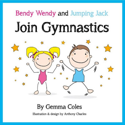 gymnastics book written by gemma coles