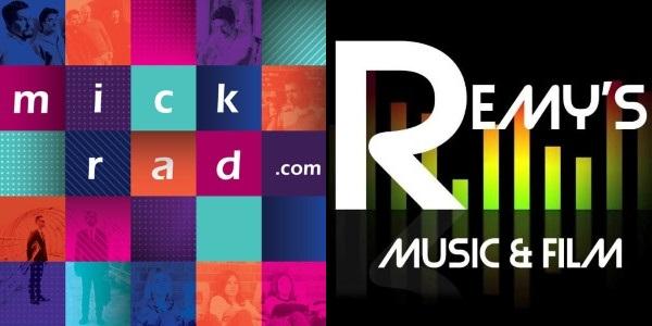 Remy's Music & Film MickRad.com