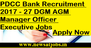 PDCC-Bank-jobs-2017-27-DGM-AGM-Manager-Officer-Executive-posts