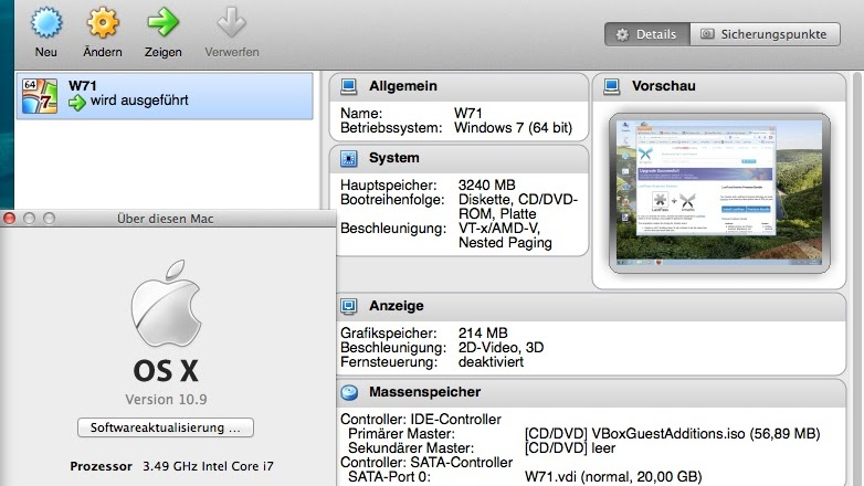 VirtualBox - Mac Osx Virtual Box - Box Information Center
