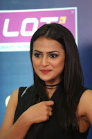 Actress Shraddha Srinath Stills in Black Short Dress at SIIMA Short Film Awards 2017 .COM 0079.JPG