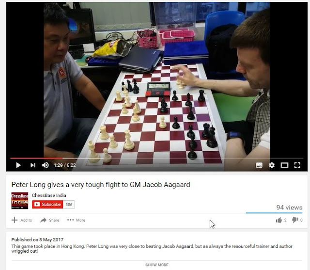 Sneakily Caught On Video By Chessbase India!