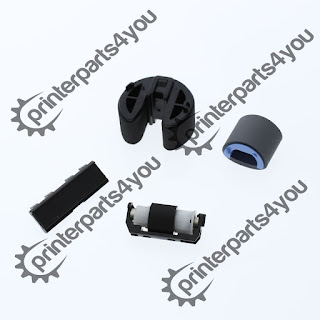 Roller Kit HP CP2025/CP2025N/CP2025DN/2025X Tray 1 & Tray 2 OEM Original