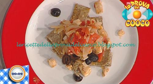Maltagliati con ragù di trota ricetta Beretta da Prova del Cuoco