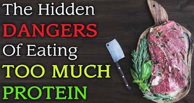 8 Dampak Bahaya Akibat Kelebihan Protein Pada Tubuh