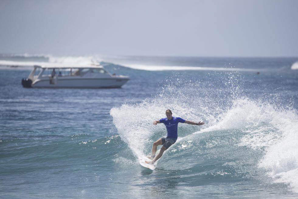 17 Jamie Four Seasons Maldives Surfing Champions Trophy foto WSL Sean Scott