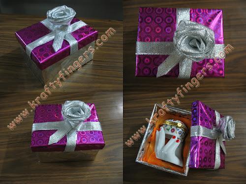 Wedding Gift For Sister Ideas: Sister's Wedding: Gift Packing