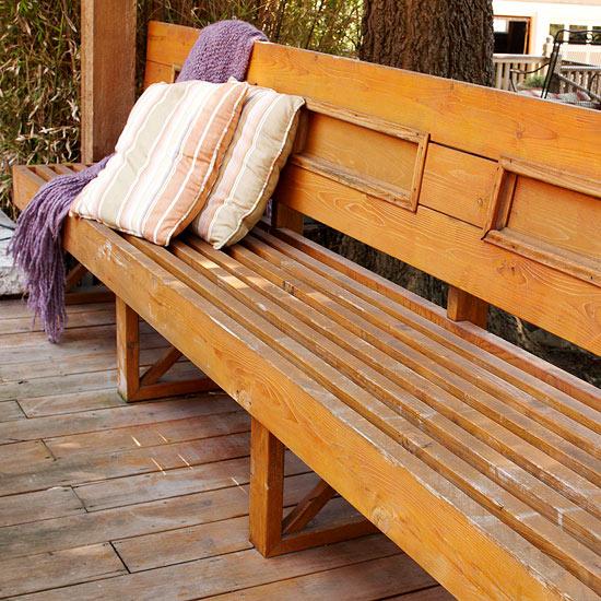 Modern Furniture: Easy Ways To Update Your Deck Summer