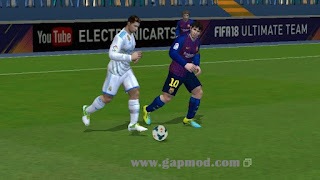 Download FIFA 14 Mod FIFA 18 by Hafiz Apk Data Obb