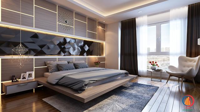 thiết kế căn hộ đẳg cấp tiện nghi