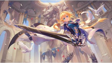 Excalibur adalah pedang suci yang hanya digunakan oleh orang kuat terpilih yang disebut Ar Hangyakusei Million Arthur Subtitle Indonesia Batch File