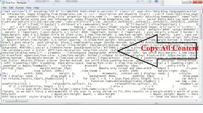 Copy to All Content XML Document