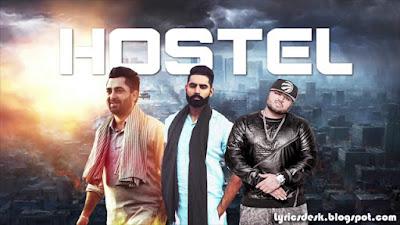 Hostel Lyrics - Sharry Mann | Mista Baaz | Latest Punjabi Songs 2017