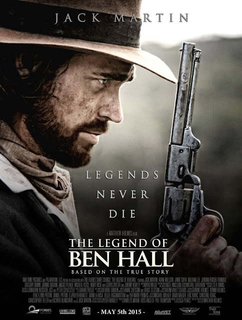 The Legend of Ben Hall (2016) ταινιες online seires oipeirates greek subs