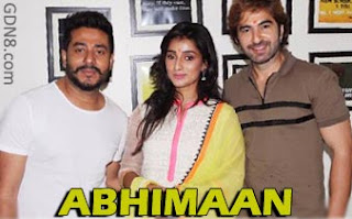 Abhimaan Bengali Movie First Look & Information - Jeet, Subhashree & Sayantika