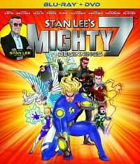 Stan Lee's Mighty 7 (2014) Dual Audio Hindi Download 480p BluRay 200mb