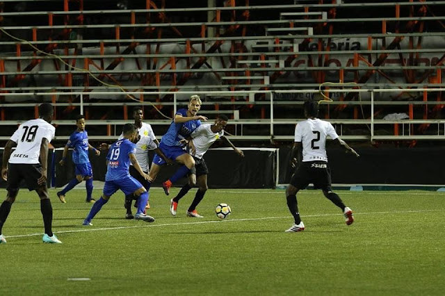 Atlántico FC y Portmore debutan con triunfo en la CONCACAF Caribbean Club Champioship-Grupo B