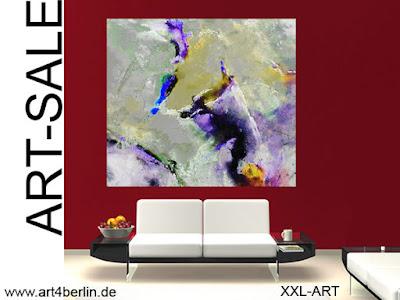 Moderne Wandbilder xxl Kunst