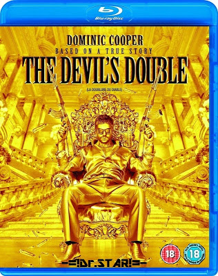 The Devils Double 2011 Dual Audio Hindi 720p BluRay 850mb