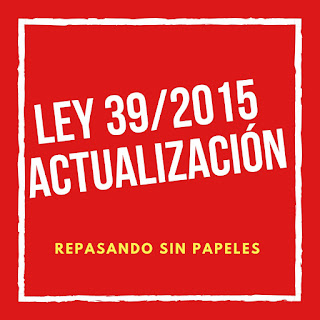 Ley 39/2015 actualizada en vídeo