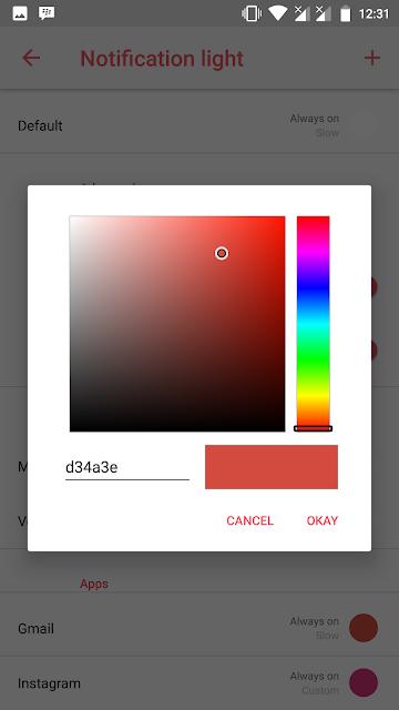 Begini Cara Atur Led Notifikasi Pada Android Oreo Dengan Sangat Mudah 29