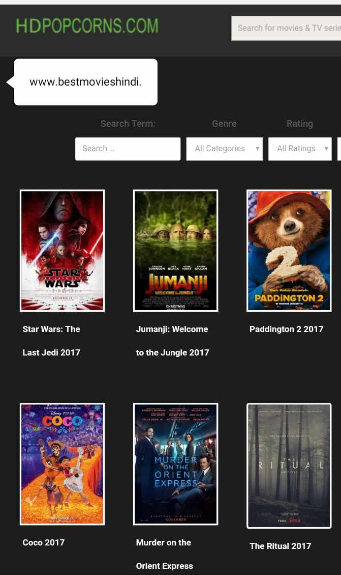 best website to download free movies in hindi