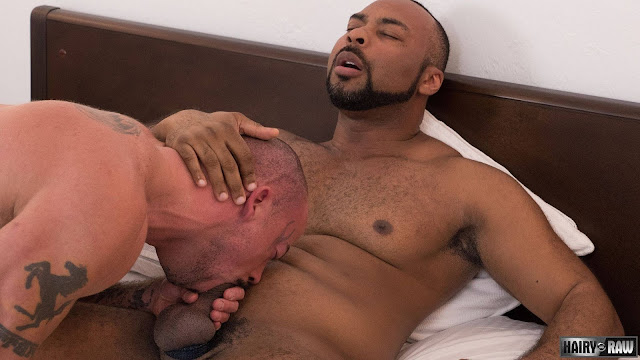 #Hairy and Raw - Ray Diesel and Sean Duran