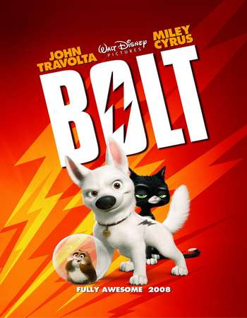 Bolt 2008 Hindi Dual Audio BluRay Full Movie Download