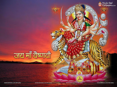 Navratri Beautiful Wallpaper
