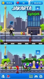 Game Juragan Ojek App