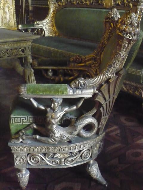 Palazzo reale di Torino: sala del consiglio