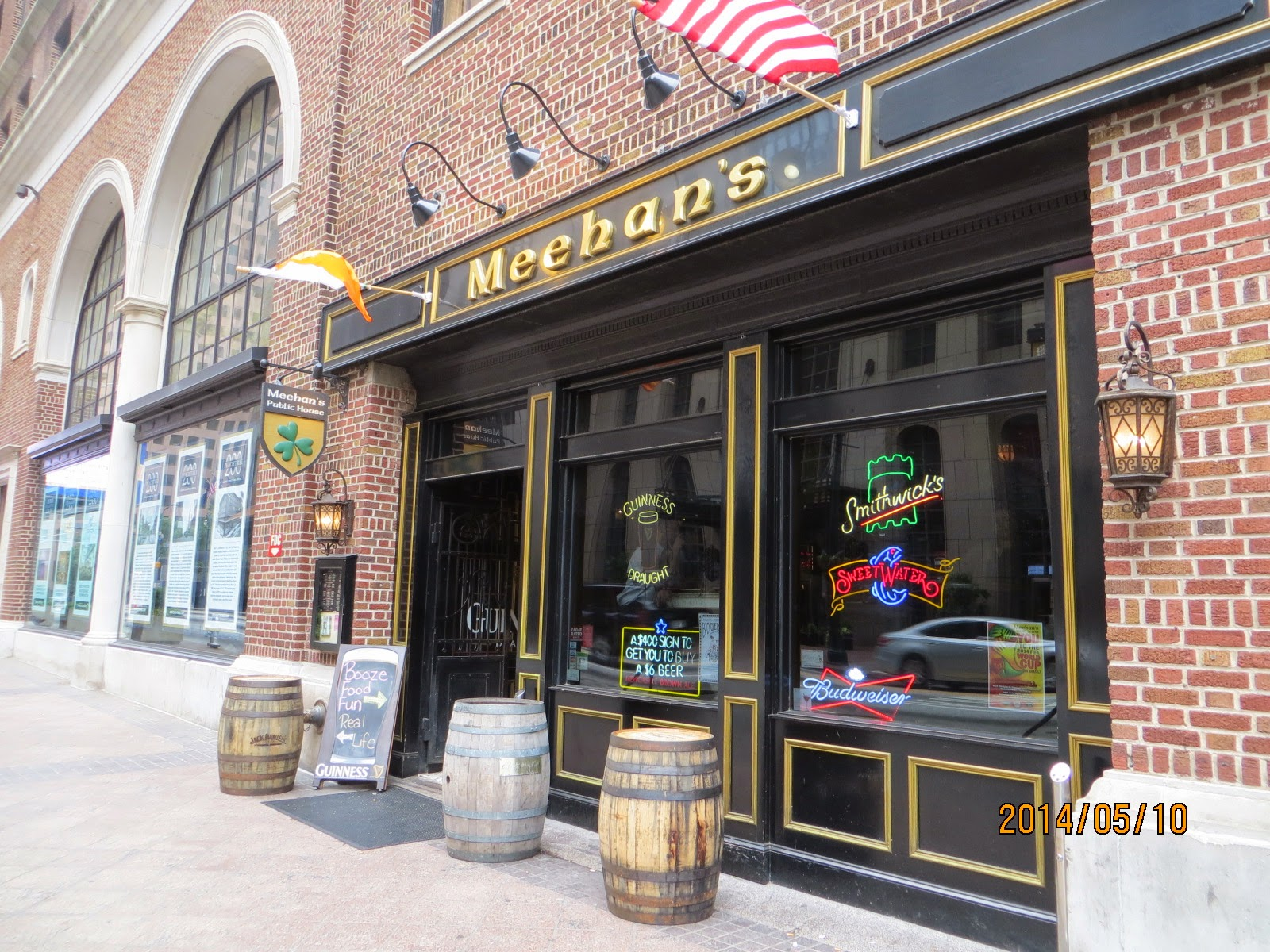 Different Types Of Jeeps >> Jeeps Pubs Taverns and Bars: Meehan's Public House ...