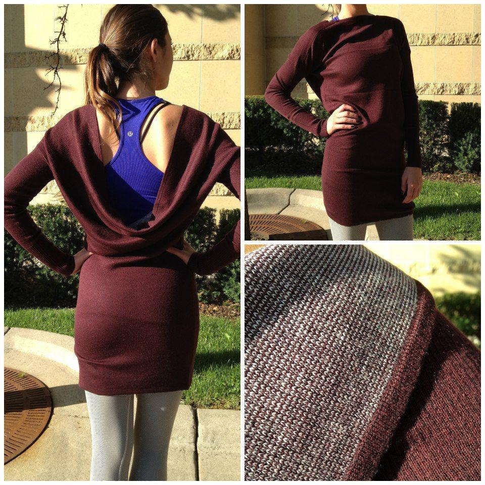 7117bad97bf Lululemon Serenity Sweater