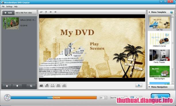 Download Wondershare DVD Creator 6.2.0.83 Full Crack, phần mềm tạo và ghi đĩa DVD, Wondershare DVD Creator, Wondershare DVD Creator FREE DOWNLOAD, Wondershare DVD Creator full key