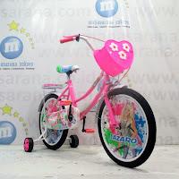 18 sepeda anak perempuan CTB Lazaro